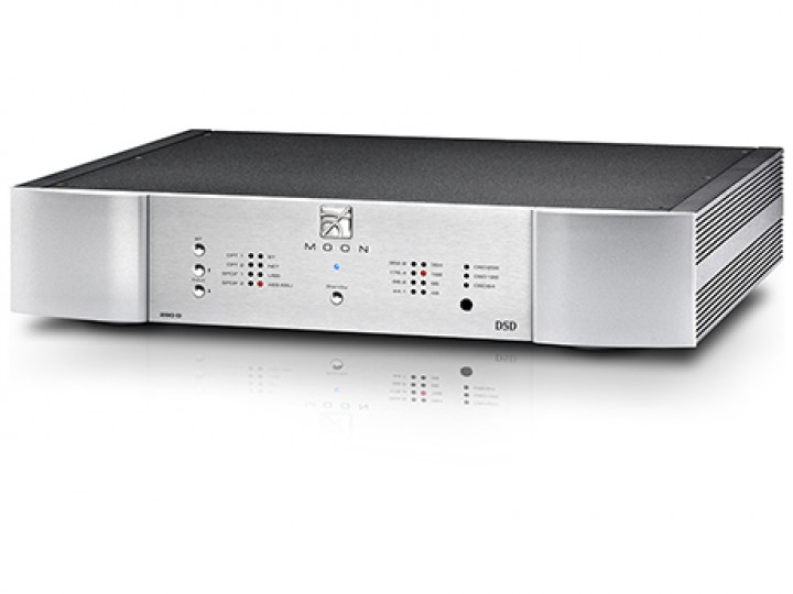 MOON Neo 280D DSD (optional mit MiND Streaming-Modul)