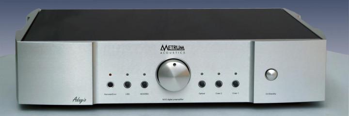 Metrum Acoustics DAC-Vorstufe Adagio