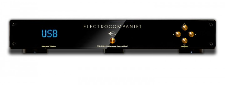 Electrocompaniet ECD-2 D/A-Wandler mit USB