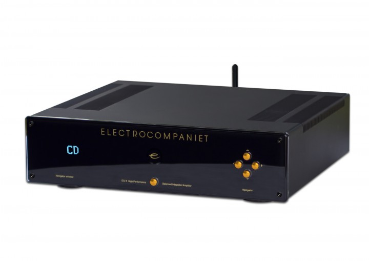 Electrocompaniet ECI-6DS Vollverstärker incl. DAC & Streaming