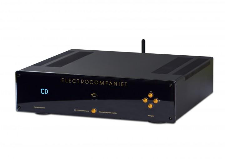 Electrocompaniet ECI-6DS Vollverstärker incl. DAC & Streaming