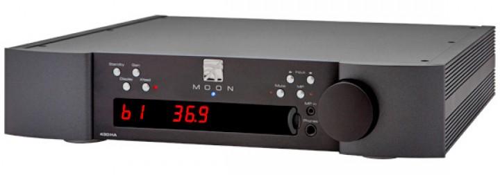 MOON Neo 430HA / 430HAD (mit optionalem Hightech-DAC)