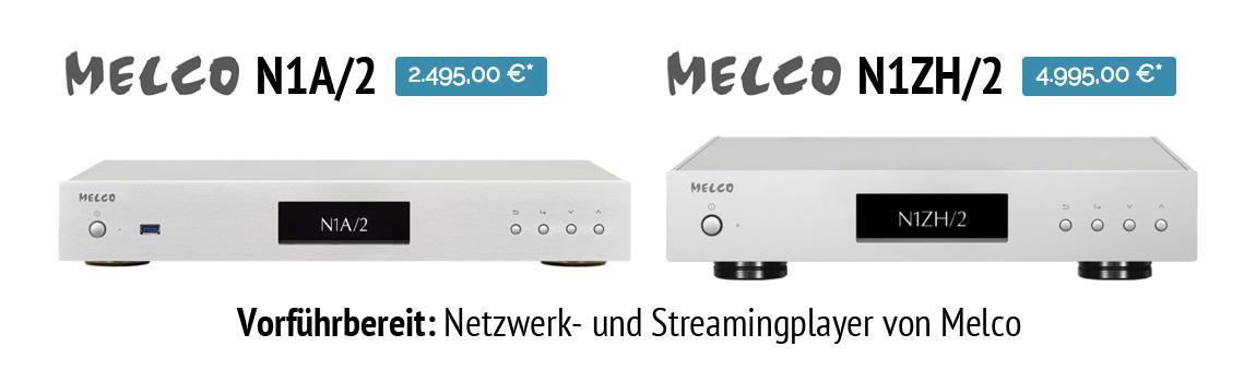 Melco N1ZH/2, Melco N1A/2